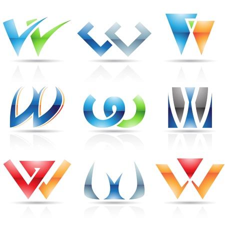 W-Themed Logo Designs